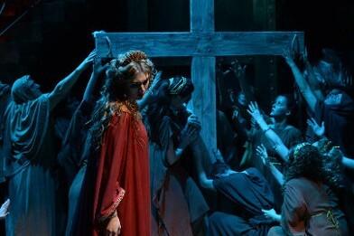 В опере Покровского покажут Сервилию, поставленную к 85-летию Геннадия Рождественского