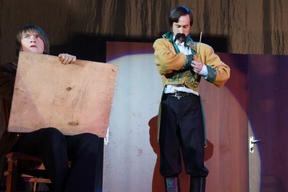 «Ночь искусств» в театре В. Спесивцева