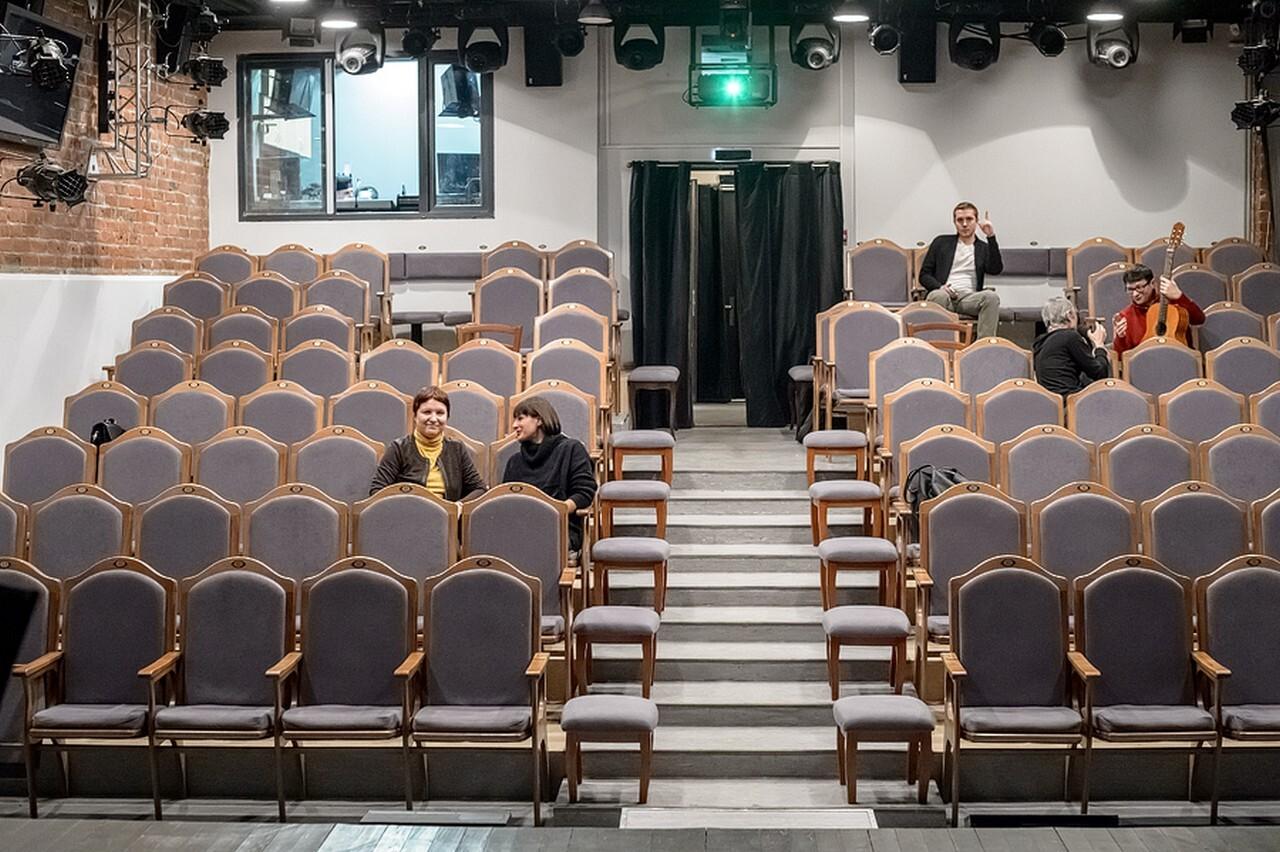 Театр Апарте
