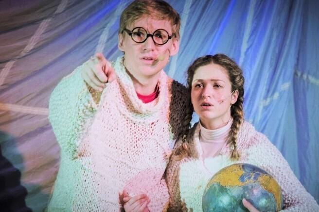 Театр Экспромт подготовил  премьеру сезона для детей - ГЕRДА STORY