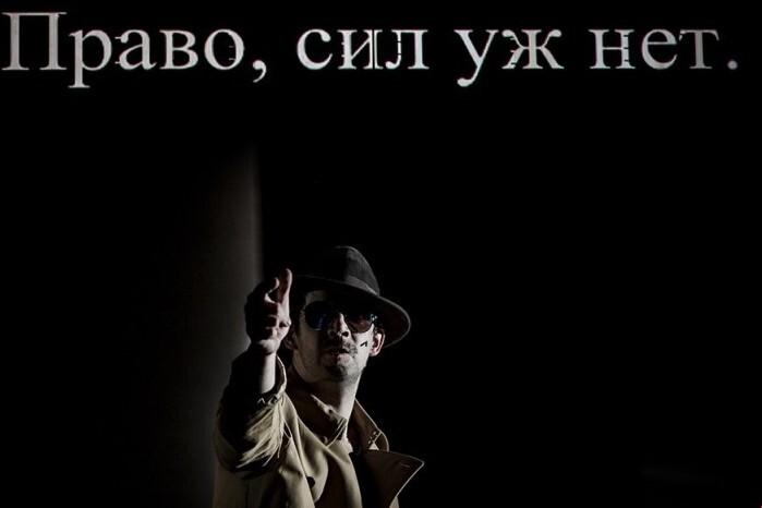 """В декабре снова разыграются """"Маленькие трагедии"""" - один из лучших спектаклей К. Серебренникова"""