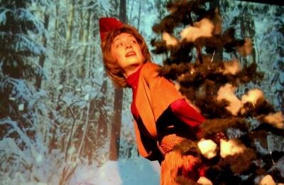срочно в гости к Деду Морозу!