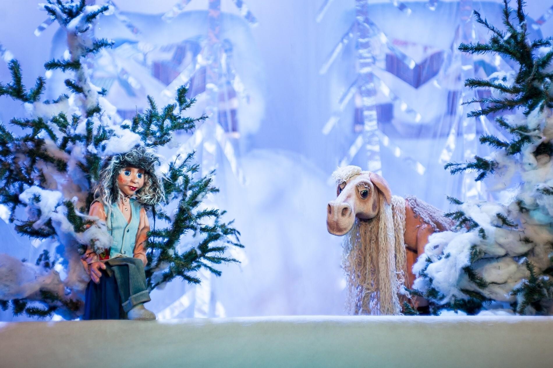 Что думают дети о кукольном театре