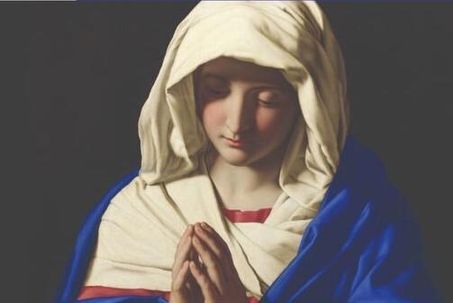 Ave Maria: сопрано, арфа и орган