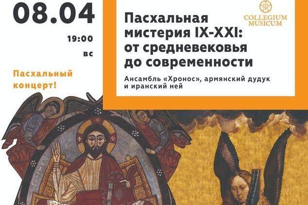 Пасхальная мистерия IX-XХI: от средневековья до современности