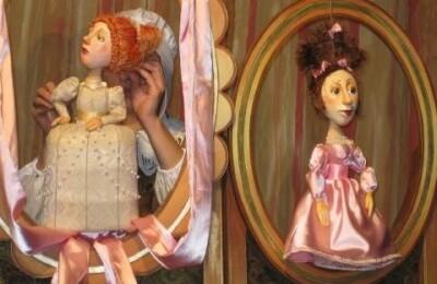 Принцесса и Свинопас