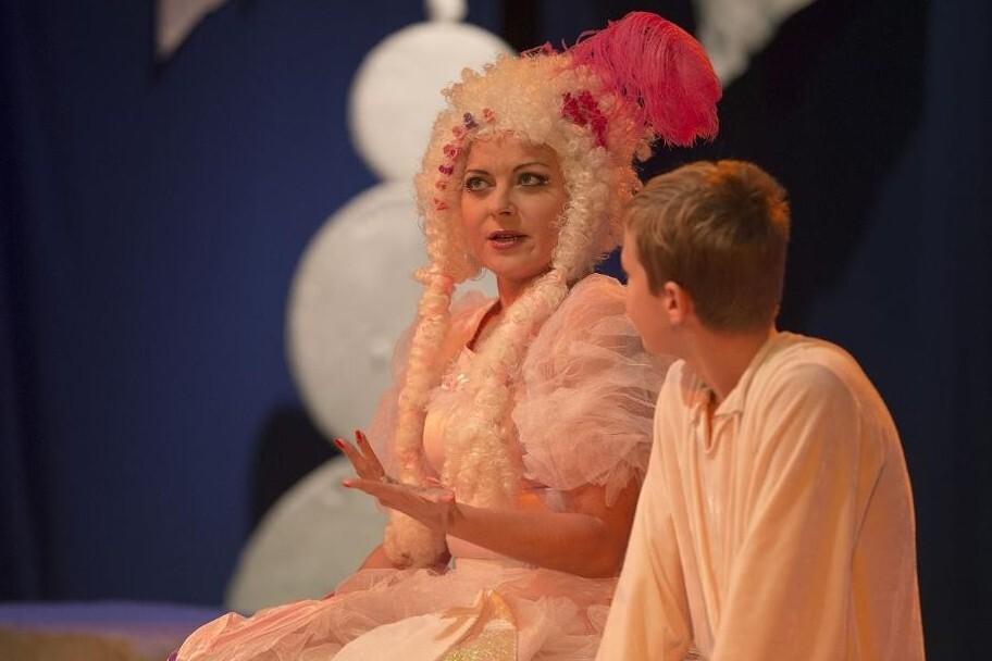 Оскар и Розовая Дама