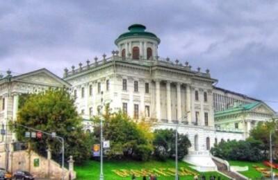 """Экскурсия на """"Трамвае 302-БИС """"Рукописи не горят""""+Дом Пашкова"""