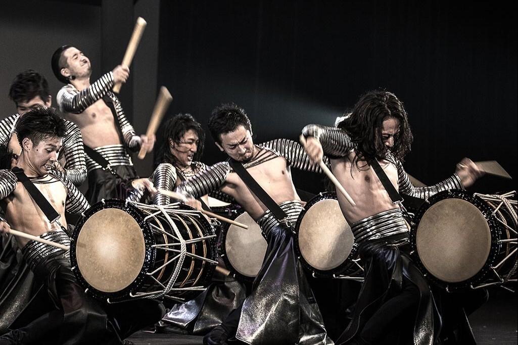 "Шоу японских барабанщиков DRUM TAO ""Bukyo - DRUMHEART"""