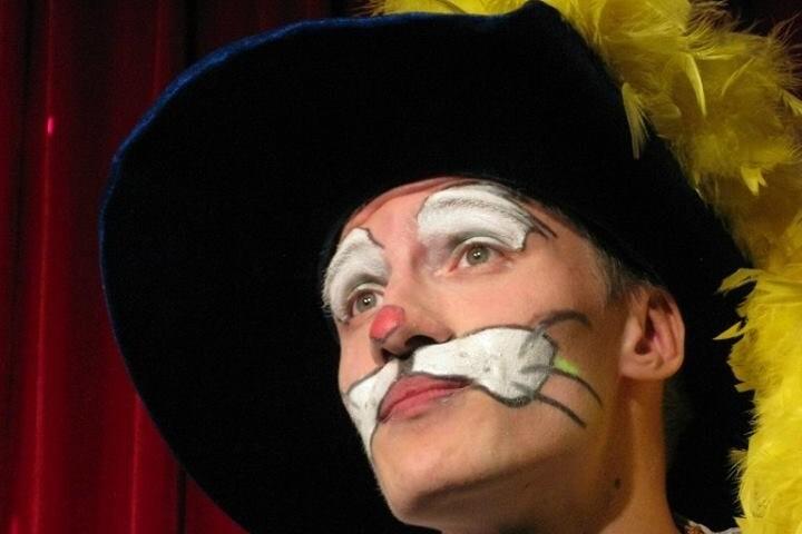 """Кот в сапогах. Театр-студия """"Традиция"""" (6+)"""