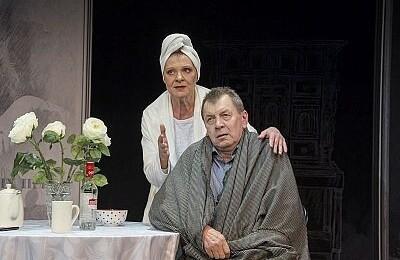 Премьера спектакля «Юбилей» на Симоновской сцене театра им. Вахтангова