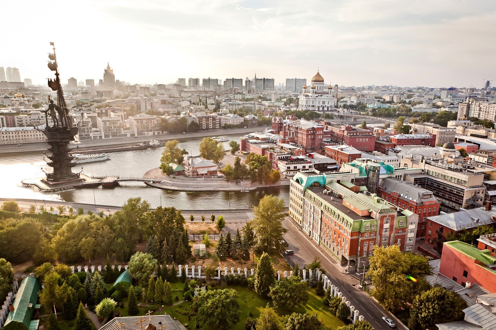 10 мест в Москве, куда можно пойти бесплатно.