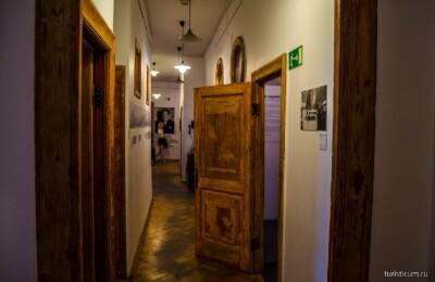 Тайные комнаты Булгаковского дома