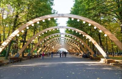 10 лучших парков Москвы