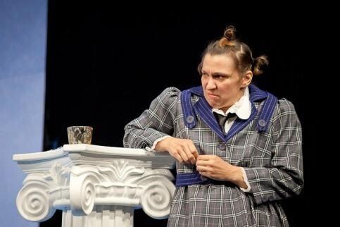 «Вся наша жизнь – ряд безрассудных поступков», - «Пигмалион» театральной компании «Маскарад».