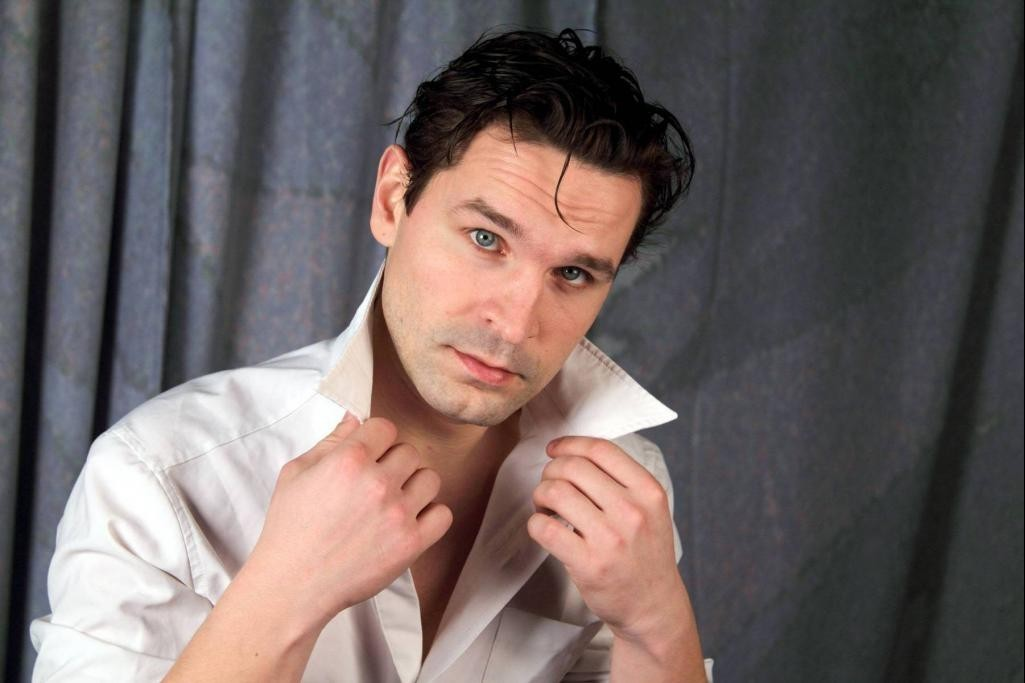 Виктор Добронравов. Актер, певец, музыкант