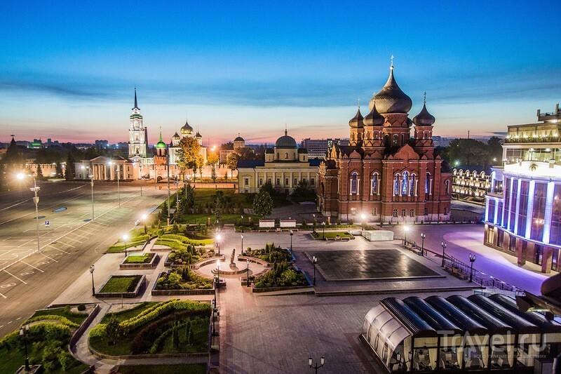 Из Москвы на weekend: Тула
