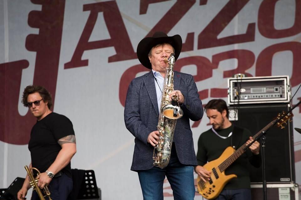 IV Международный фестиваль  «Джазовые сезоны» в Горках Ленинских