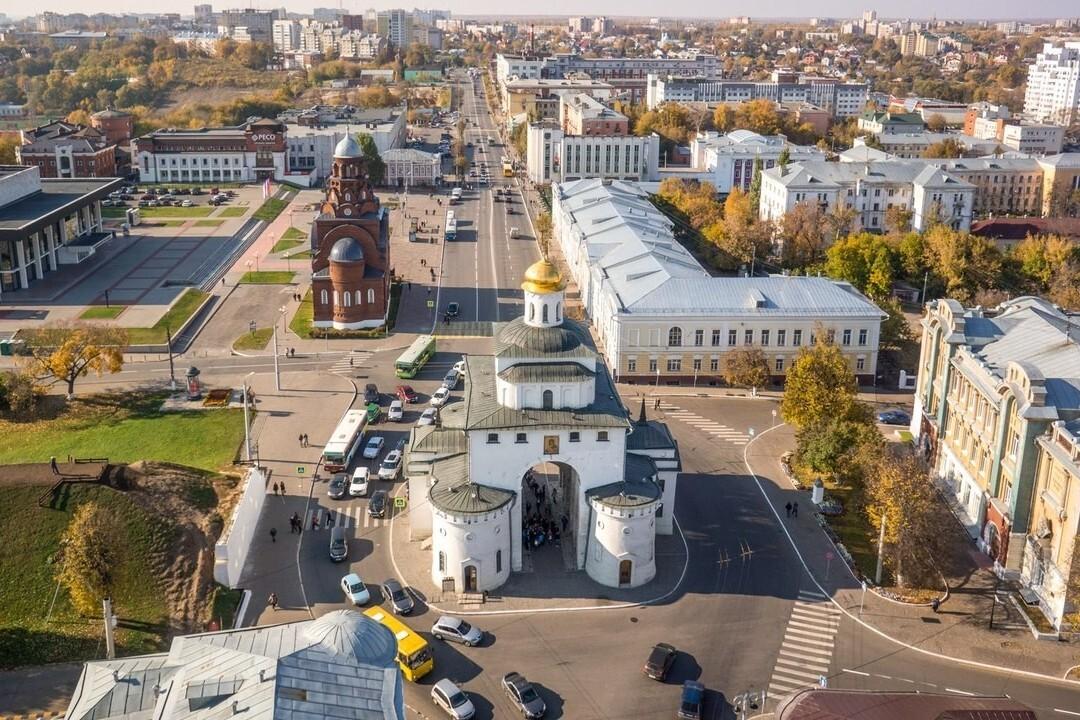 Из Москвы на weekend: Владимир
