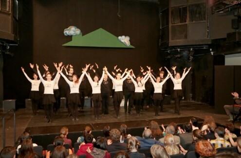 Высшая школа сценических искусств