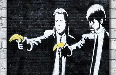 Banksy. VIP с экскурсией