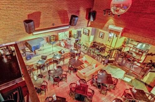 Джаз-Клуб Игоря Бутмана (на Таганке)