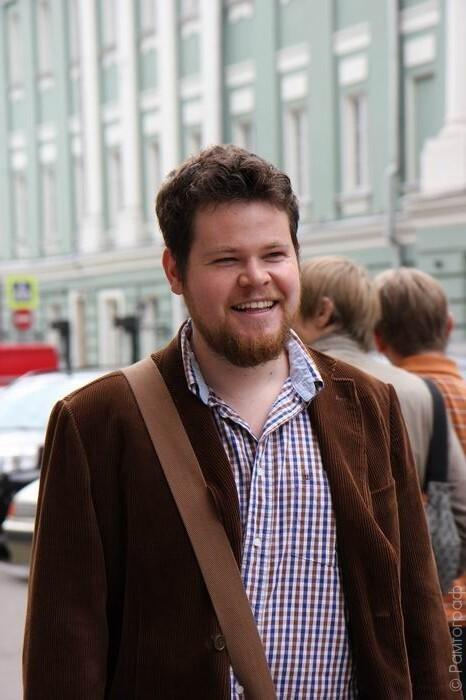 Егор Перегудов