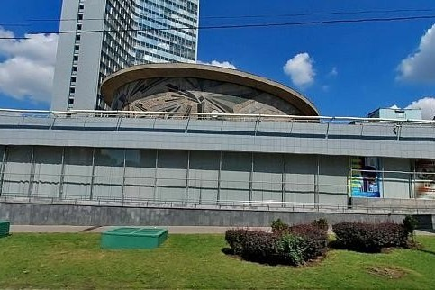 Концертный зал на Новом Арбате
