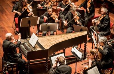 - Амстердамский барочный оркестр, дирижер Тон Копман