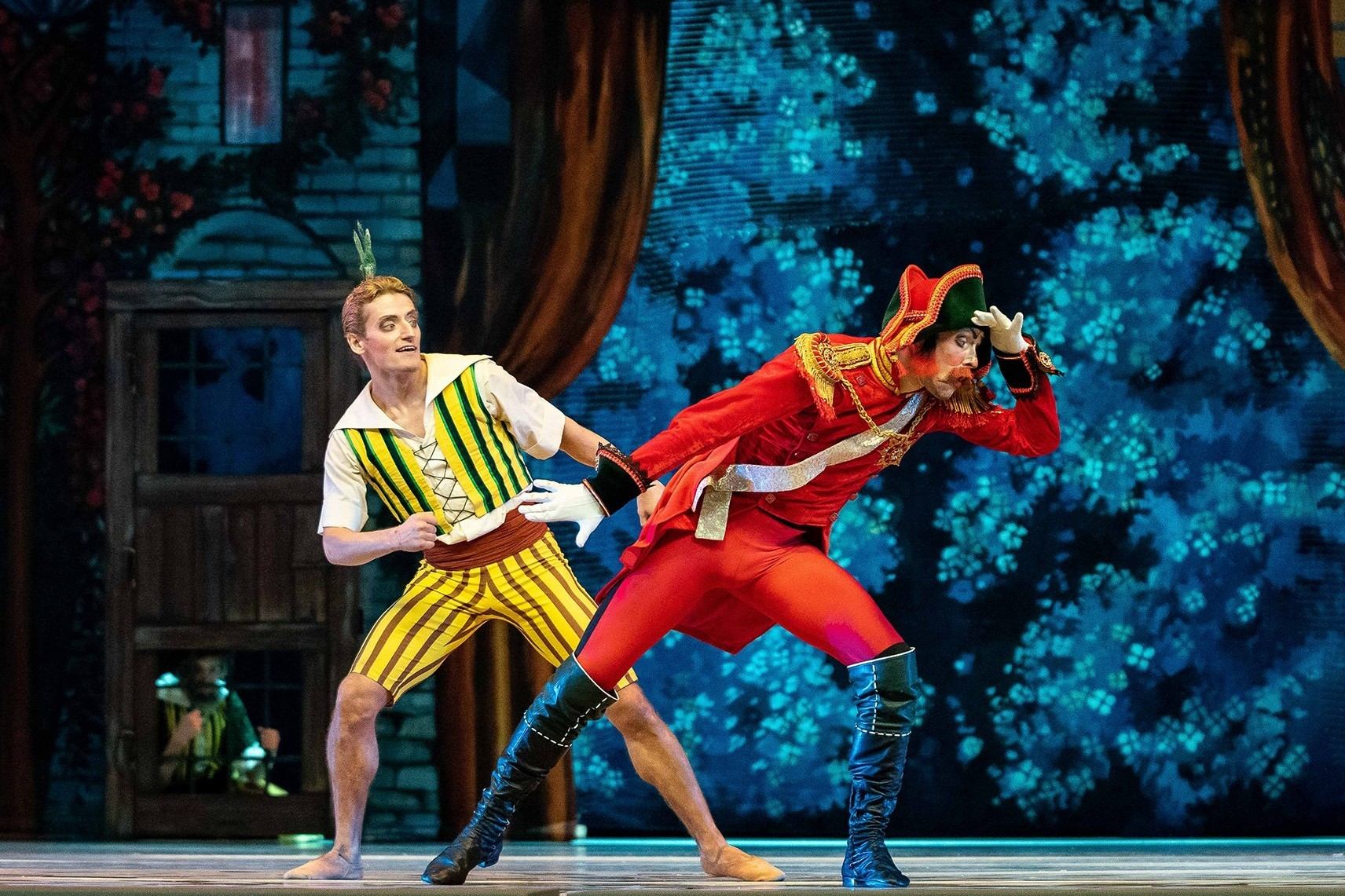 Премьера балета «Чиполлино»