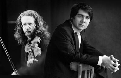 В.Холоденко (фортепиано), Р.Минц (скрипка). Франк, Пуленк, Мессиан