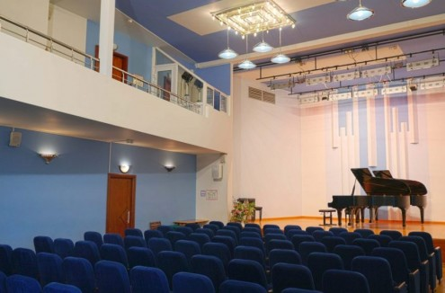 Концертный зал РАМ им. Гнесиных