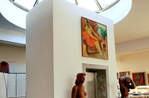 Галерея искусств НИКО