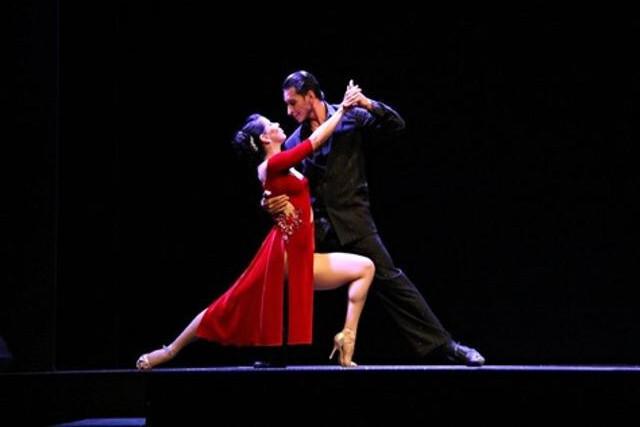 Огонь и страсть аргентинского танго