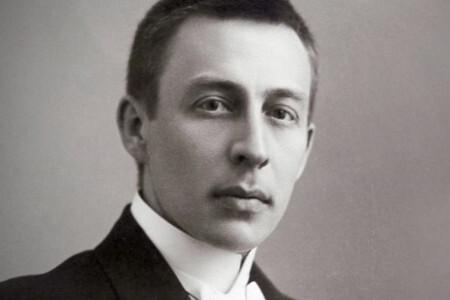 С.Рахманинов. Рапсодия на тему Паганини