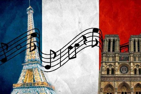 Музыка разных стран в шести вечерах. Музыка Франции