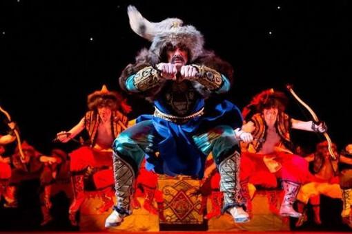 Балет Игоря Моисеева «Ночь на Лысой горе»