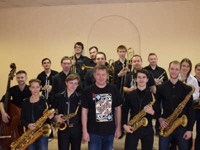 Pavel Ovchinnikov Jazz Orchestra
