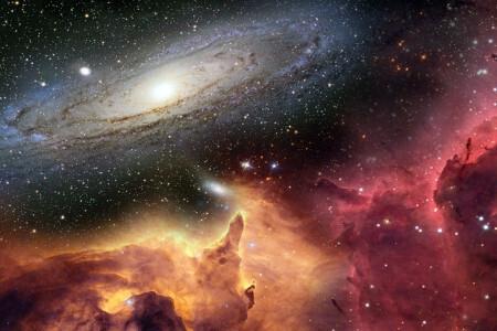 «Музыка Вселенной. Видеоинсталляция: Млечный путь глазами телескопа Hubble» Проект: Hubble Fest – II