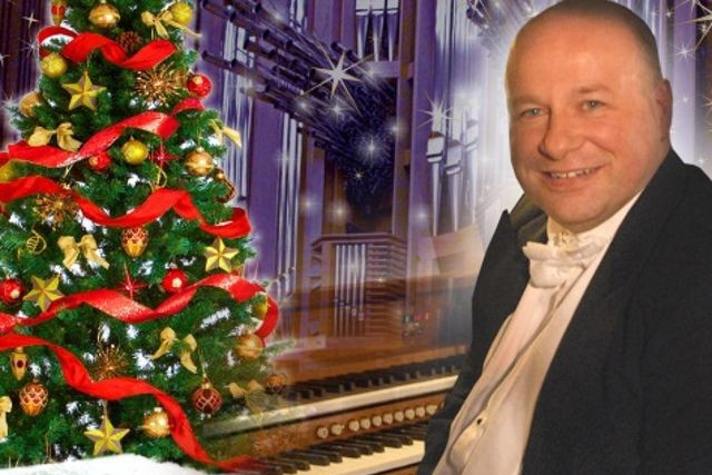 Новогодний Гранд Орган Гала