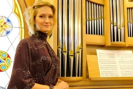 Рождественские вечера у органа. Молодёжный оркестр флейт под управлением профессора Владимира Кудри