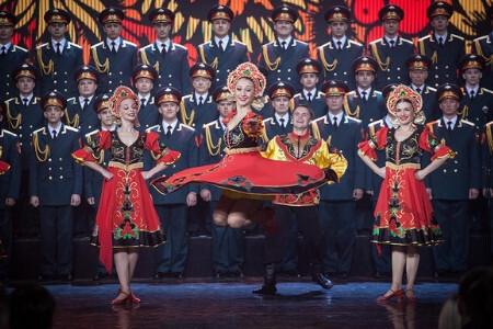Ансамбль песни и пляски имени А. В. Александрова «В песнях останемся мы»