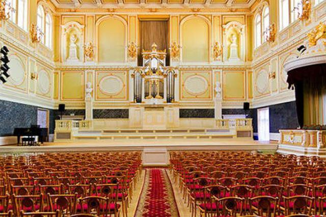 Органная музыка барокко и романтизма