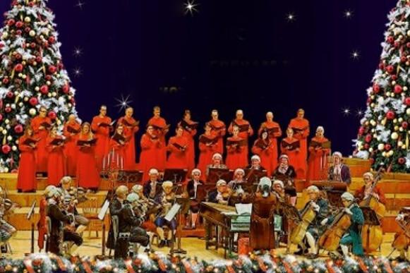 Рождество в Лондоне. Вивальди «Времена года». Лондонский Гендель Оркестр