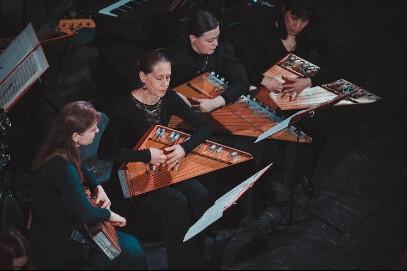 «Поль Сезанн. Орган, дудук и саксофон»