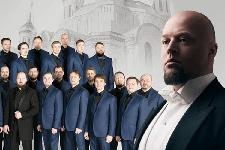 Хор Московского Сретенского монастыря. Дмитрий Белосельский (бас)