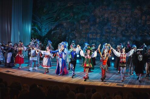 Театр танца Гжель