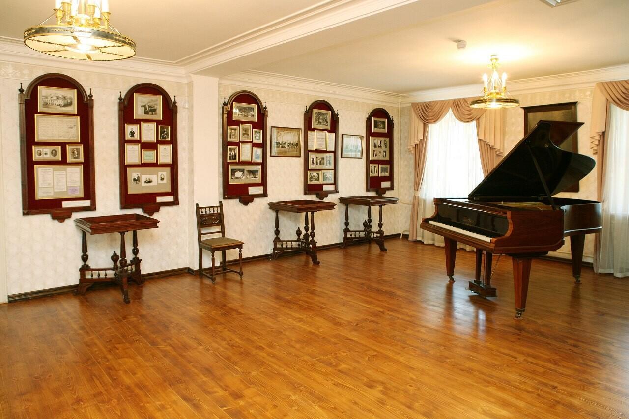 Музей Чайковский и Москва