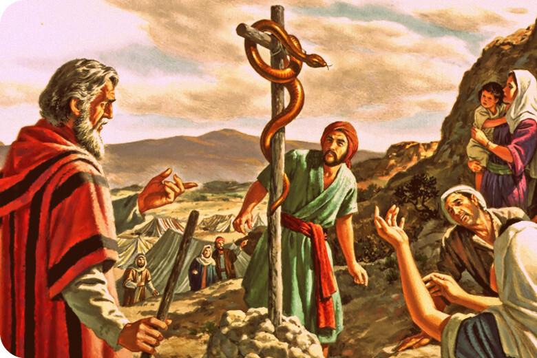 Библейские истории. Пророк Моисей
