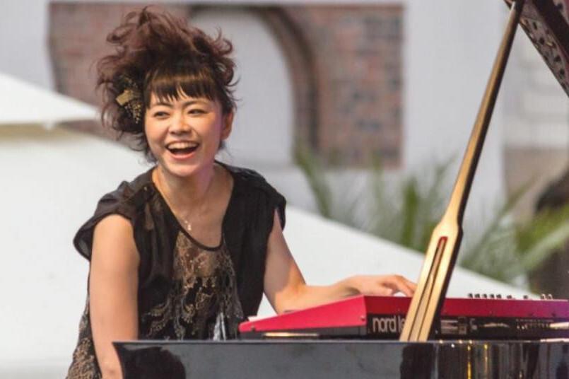 Хироми! Фортепиано. Мировое турне.